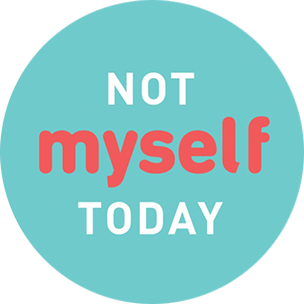 Not Myself Today Icon